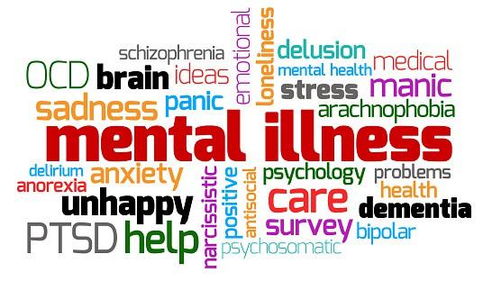 the societal stigma on the mental illnesses depression post traumatic stress disorder ptsd and schiz