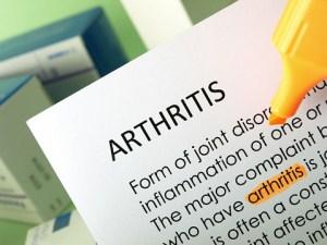 Arthritis Social Security Disability