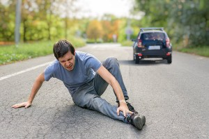 Pedestrian accidents in Maryland