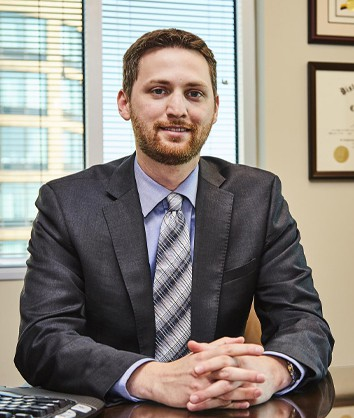Maryland personal injury attorney Josh Plaxen