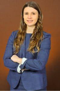 Associate Attorney Samantha Dos Santos
