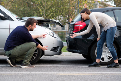 Rear End Car Accidents Maryland