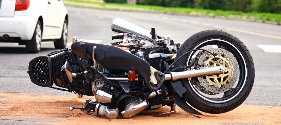Silver Spring Motorcycle Accident Attorney