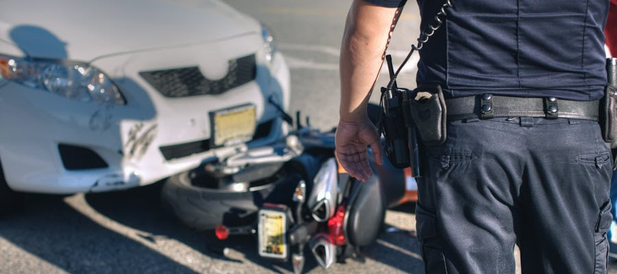 Silver Spring Motorcycle Accident Lawyer