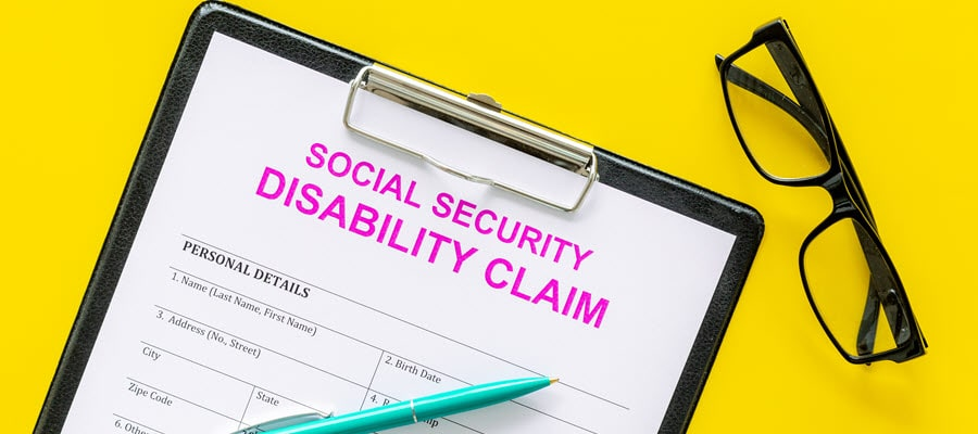 Social Security Disability Claim Silver Spring